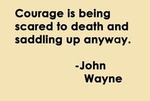 Quotes / by Marsha Lynn