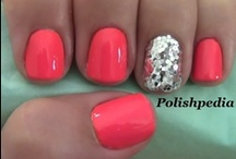 nails / by Mary Katherine South