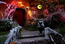 Halloween Decorating & Party Ideas / by HauntedWisconsin.com