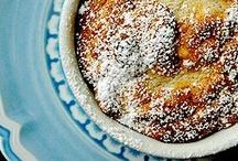 breakfast and dessert / Breakfast and dessert recipes / by Sloan Upshur-Gibbs