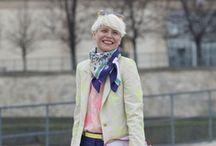 Parisian Fashionistas / Looks & beauty of Parisian women