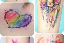 Tattoos / by Crystal Burris