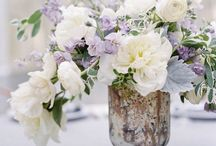 INSPIRATION ~ Floral / ~ Floral inspiration for your tipi celebration ~