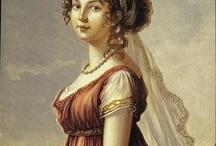 Costuming 1790 - 1820 Regency & Empire / by Sara Bethune