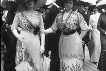 Costuming 1900-1920 Edwardian / by Sara Bethune