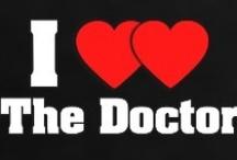 Doctor Who / by Pádraigín Eltringham