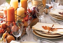 Holiday Ideas! / Here are some fun ideas for your table and to decorate for the holidays! / by la Terrine
