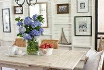 Dining Room / by Stephanie Connor