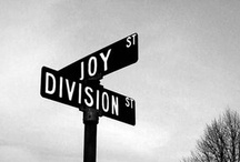 Joy Division / by Sean Dodson