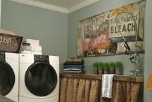 Laundry Rooms / by Holly Mitchell