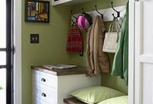 Storage and Organization / by Holly Mitchell