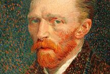 Art - Vincent / Dedicated to Vincent Van Gogh / by Denise Greenberg