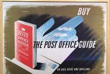 Vintage graphic design / Packaging, advertising, paper ephemera etc