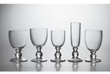 Casual Glassware / la Terrine offers some of the best handmade casual glassware ranging across the globe from France and Italy to American artisans. All of these collections can be found at www.laterrinedirect.com and can be a part of your bridal registry today! / by la Terrine