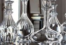 Formal Glassware / la Terrine has some of the best formal glassware from handmade artisans around the world including Italy and France. Look at more of our collections by going to www.laterrinedirect.com today! / by la Terrine
