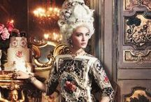Versailles Collection Inspiration / Old Hollywood glamour by way of Versailles!