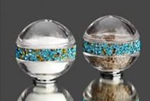 Salt & Pepper Shakers / Browse through our collections of salt and pepper shakers at la Terrine in NYC. / by la Terrine