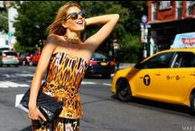 NYFW Looks / Our favorite NYFW styles throughout the city we love!