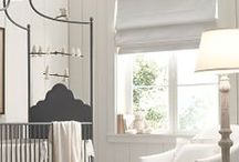 Nursery Chic / Inspiring spaces for chic babies