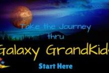 Galaxy GrandKids / GrandKidGalaxy.com Building Unbreakable Bonds. Exploration starts with Imagination.