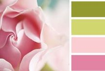 Color Palettes Inspiration / Colours and colors! Colourful palettes and mood boards to inspire creativity.