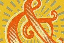 Art: Typography / Typography & text design.