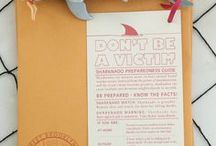 announcements invitations and layout ideas / by Jennifer Hall-Nabors