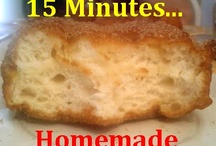 Food, Glorious Food / From comfort food to gourmet - favor at its finest. Recipes