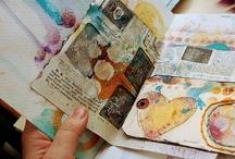 Art: Journals & Sketchbooks / Artist journals, sketchbooks and moleskines