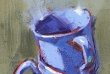Art: Coffee & Tea / art & illustrations of anything to do with coffee, tea and hot beverages