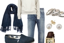 Outfits / by Marta Stangl