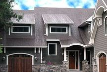 Dream Home Ideas / by Malorie Kate