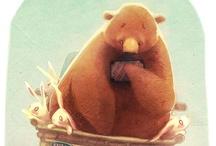 Art: Animals / art & illustrations of animals