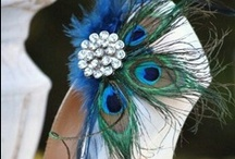 Peacock Inspired / by Helene Cohen