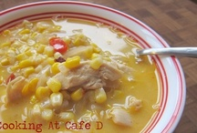 Soups & Chilis / Soup and Chili recipes