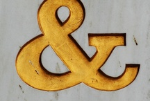 Ampersand / by Vince View
