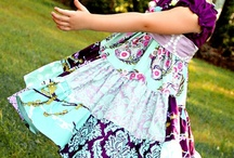 Sewing - patterns for girls