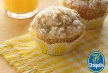 Mmmuffins / Muffin recipes featuring Chiquita products