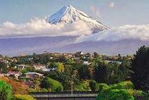 New Zealand / Scenes in Beautiful New Zealand