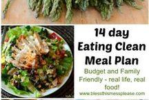 Food.....salads & vegies. / by Denise Jones