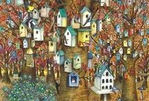 Birdhouses / by Marisa Doan