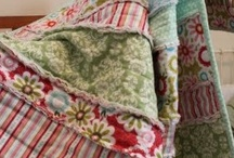 Quilts/Blankets / by Tonille Peters