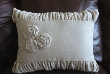 Pillows / by Tonille Peters