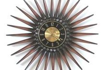 It's About Time / I might be just slightly obsessed with starburst clocks. / by The Vintage Resource