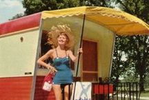 Retro Glamping / by The Vintage Resource