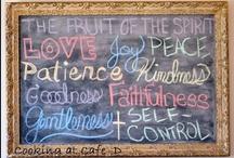 Chalkboard - Blackboard Messages / Chalkboard and blackboard messages and inspiration.