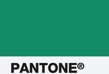 PANTONE emerald / by Corinne Smith