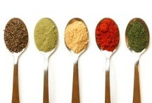 recipes - Ingredients and Spice mixes