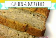 """Special"" Bananas / Gluten Free, Dairy Free, Paleo and other banana recipes for those with food sensitivities!"