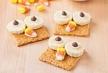 Boo-nanas! / Get inspired with the Halloween treat ideas!